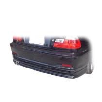 Toldat PU hátsó BMW E46 1998-01 4D